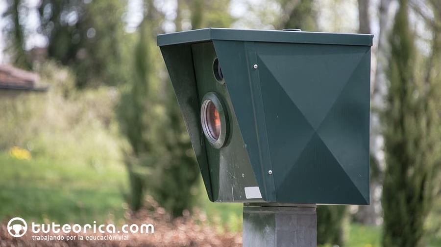 Radar para controlar la velocidad